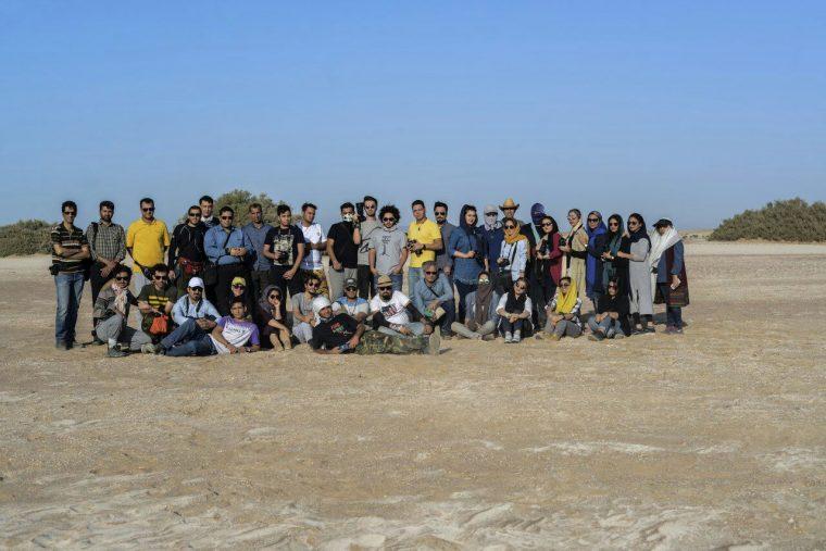 تور عکاسی کانون عکس انجمن سینمای جوان مشهد ، بازدید از بافت تاریخی و کویر بشرویه